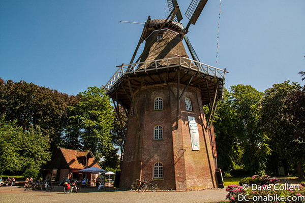 The windmill that I stopped at