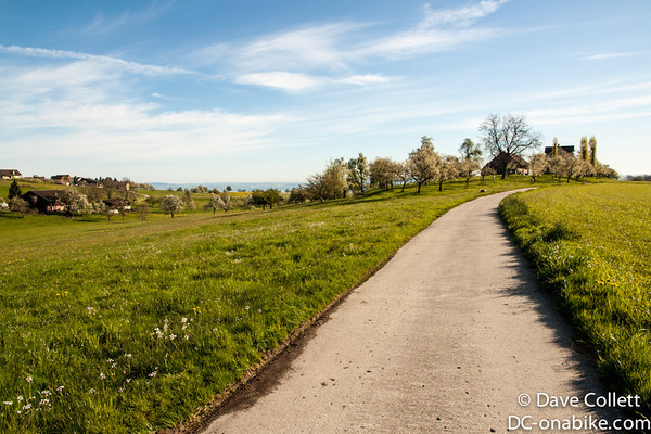 Heading down towards Lake Constance/Bodensee